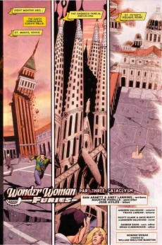 Extrait de Flashpoint: Wonder Woman and the Furies (2011) -3- Part three: cataclysm