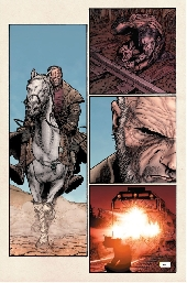 Extrait de Wolverine - Old Man Logan