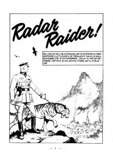Extrait de Rapaces (Impéria) -188- Radar raider !