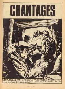 Extrait de Rapaces (Impéria) -193- Chantages
