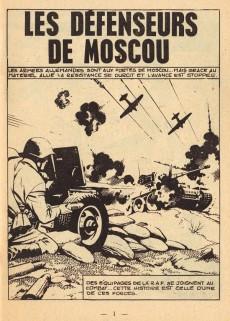 Extrait de Rapaces (Impéria) -199- Les défenseurs de Moscou