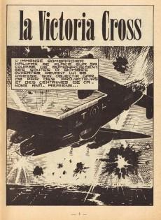 Extrait de Rapaces (Impéria) -217- La Victoria Cross