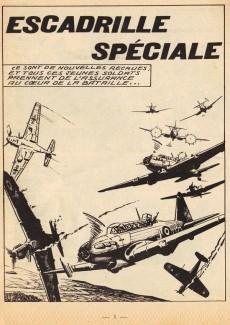 Extrait de Rapaces (Impéria) -222- Escadrille spéciale