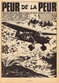 Extrait de Rapaces (Impéria) -229- Peur de la peur - Duel dans le ciel
