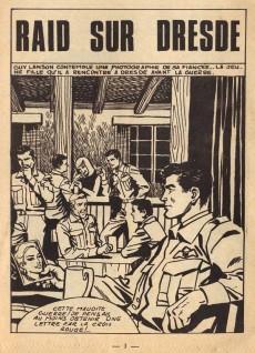 Extrait de Rapaces (Impéria) -241- Raid sur Dresde -