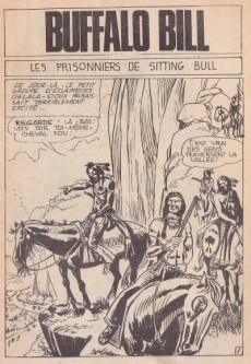 Extrait de Buffalo Bill (Jeunesse et Vacances) -3- Les Prisonniers de Sitting Bull