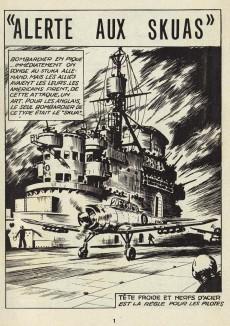 Extrait de Rapaces (Impéria) -379- Alerte aux Skuas - Pilote d'essais - Défi dans le ciel