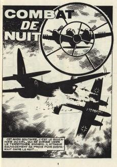 Extrait de Rapaces (Impéria) -400- Combat de nuit - Forteresses volantes
