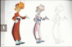 Extrait de (AUT) Crisse -10TL1- Characters designers