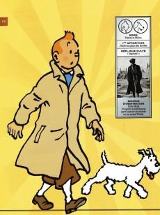 Extrait de Tintin - Divers -60'''- Les Personnages de Tintin dans l'Histoire