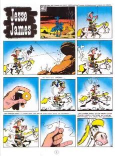 Extrait de Lucky Luke - La collection (Hachette) -6- Jesse James