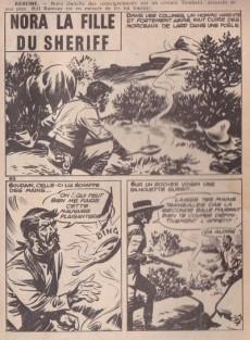Extrait de Frimousse et Frimousse-Capucine -157- Nora la fille du shériff