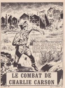 Extrait de Wham ! (2e série) -44- Le combat de Charlie Carson