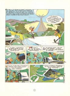 Extrait de Les petits hommes -10a1981- Le peuple des abysses