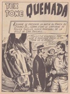 Extrait de Tex-Tone -148- Quemada