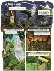 Extrait de Histoires et Légendes Normandes -4- Petites fées et Grandes Dames