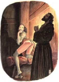 Extrait de Contes Libertins