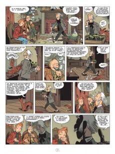 Extrait de Spirou et Fantasio par... (Une aventure de) / Le Spirou de... -4b- Le journal d'un ingénu