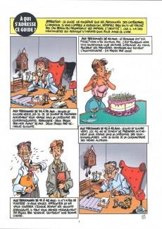 Extrait de Le guide -6d11- Le guide de la quarantaine