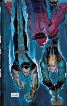 Extrait de Marvel Heroes (Marvel France - 2011) -9- Infini