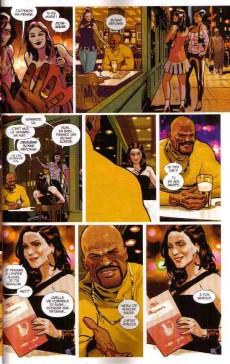 Extrait de Marvel Icons (Marvel France - 2011) -9- Infinité