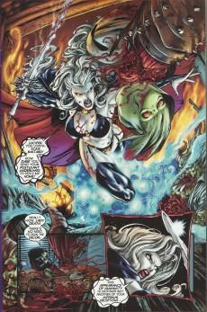 Extrait de Lady Death : the Rapture (1999) -2- The winds of war