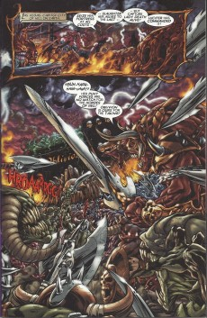 Extrait de Lady Death : the Rapture (1999) -4- Stormqueen