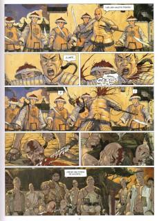 Extrait de Shi Xiu Reine des pirates -1- Face à face