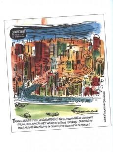 Extrait de Cabu (voyages au bout du crayon) - Voyages au bout du crayon