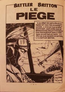 Extrait de Battler Britton -103- Le piège