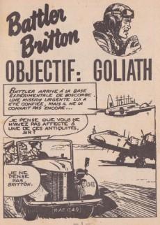 Extrait de Battler Britton -106- Objectif : Goliath (1)
