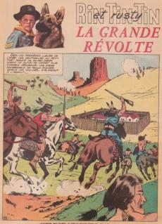 Extrait de Rin Tin Tin & Rusty (2e série) -41- La grande révolte