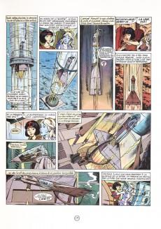 Extrait de Yoko Tsuno -3b80- La Forge de Vulcain