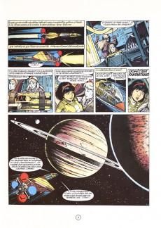 Extrait de Yoko Tsuno -6a1980- Les 3 soleils de Vinéa