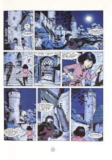Extrait de Yoko Tsuno -7a80- La frontière de la vie