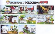 Extrait de Bouldaldar et Colégram -2a- Les aventures de Polochon (Le petit homme version Bravo)