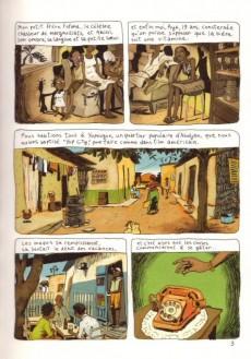 Extrait de Aya de Yopougon -1FL- Volume 1