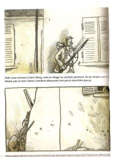 Extrait de On les aura ! (Barroux) - Carnet de guerre d'un poilu (août, septembre 1914)