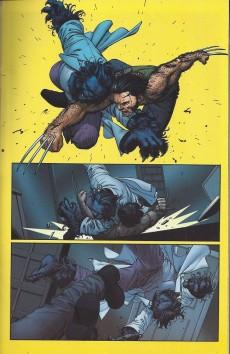 Extrait de Astonishing X-Men (en espagnol) -3- El don