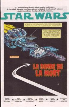 Extrait de Star Wars (Comics Collector) -44- Numéro 44