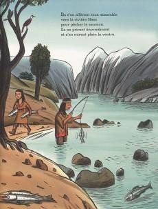 Extrait de Asdiwal - L'Indien qui avait faim tout le temps