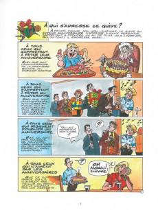 Extrait de Le guide -14b09- Le guide du joyeux anniversaire