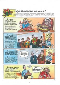 Extrait de Le guide -14b11- Le guide du joyeux anniversaire