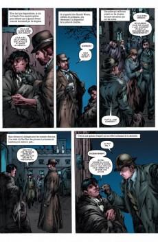 Extrait de Sherlock Holmes (Beatty/Indro) -1- Les origines 1/2