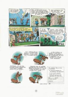 Extrait de Spirou et Fantasio -38a1990- La jeunesse de Spirou