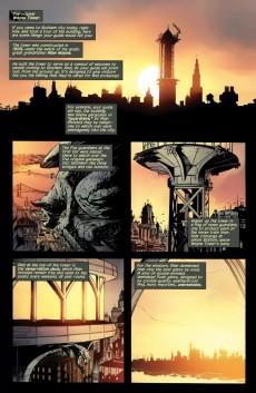 Extrait de Batman (2011) -2- Trust fall
