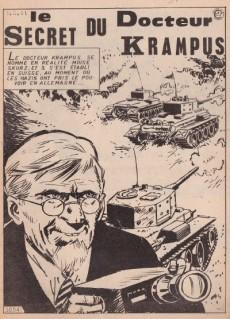 Extrait de Z33 agent secret -72- Le secret du docteur Krampus