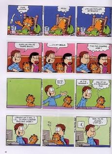 Extrait de Garfield -53- Chat déchire