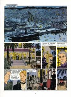 Extrait de Victor Sackville -6a1994- L'otage de Barcelone