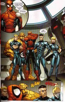Extrait de Deadpool (Marvel France 2e série - 2011) -5- Les crétins rêvent-ils d'inepties électriques ?